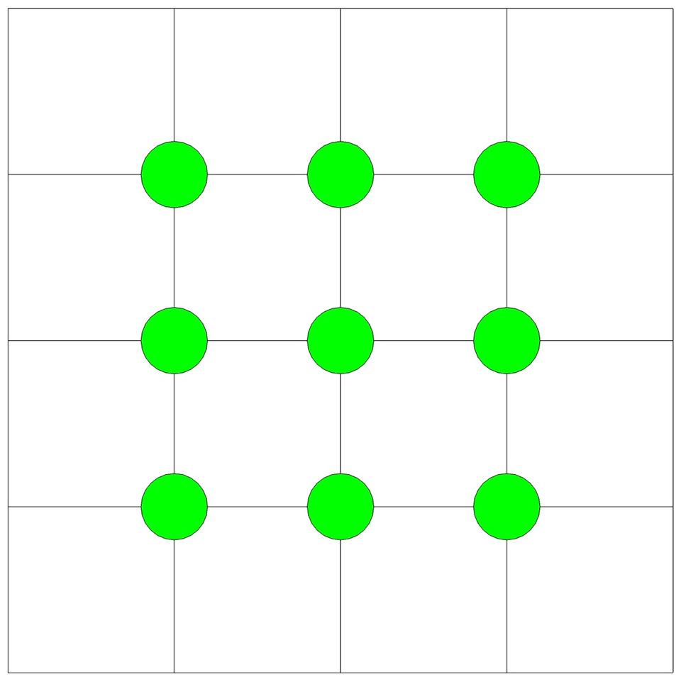 土木事業_ドローン_空中測量写真_測量精度_ 正射投影(オルソ画像)のイメージ